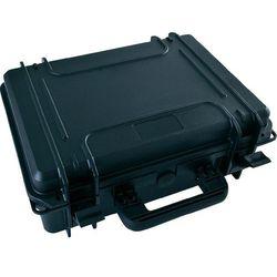 Walizka narzędziowa Xenotec MAX430, (DxSxW) 464 x 290 x 176 mm, Kolor: Czarny