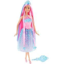 Mattel Barbie Długowłosa Księzniczka niebieska