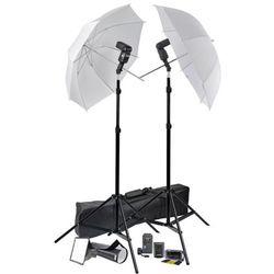 vidaXL Zestaw studio statywy, parasole, wyzwalacz i odbiornik, lampy błyskowe Darmowa wysyłka i zwroty