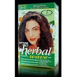 Delia Cosmetics Pielęgnacja i koloryzacja włosów Płyn do trwałej ziołowy mocny