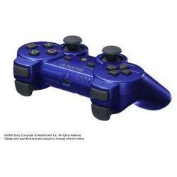 Kontroler PS3 DualShock Niebieski OEM