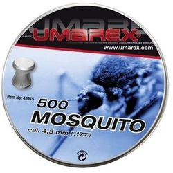 Śrut UMAREX Mosquito kal 4,5 mm 500szt. (4.1915.1)