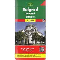 Belgrad mapa 1:15 000 Freytag & Berndt (opr. twarda)