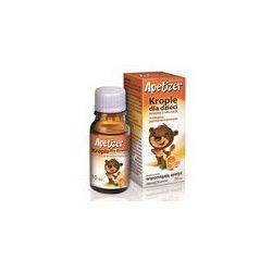Apetizer, krople, smak pomaranczowy, 10 ml