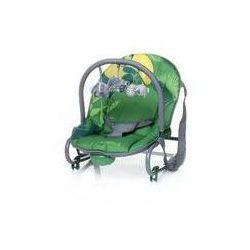 Leżaczek dla dzieci 4Baby JUNGLE Green Zielone