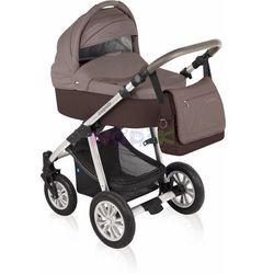 Wózek wielofunkcyjny Lupo Dotty Baby Design (brązowy)