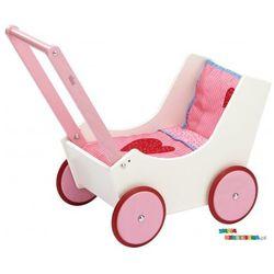 Wózek SERCE dla lalek - HABA