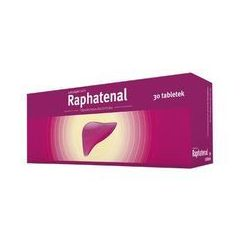 Raphatenal 30 tabletek HIT