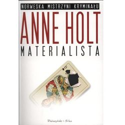Materialista - Anne Holt (opr. miękka)
