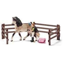 Schleich Zestaw do pielęgnacji koni andaluzyjskich