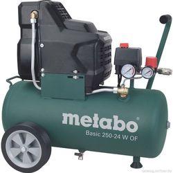 METABO Basic 250-24 W OF SPRĘŻARKA TŁOKOWA
