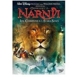Opowieści z Narnii. Lew, czarownica i stara szafa (DVD)