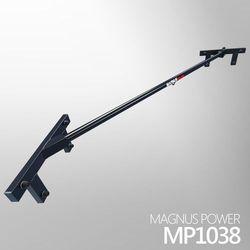 MP1038 Drążek do ściany narożny do podciągania