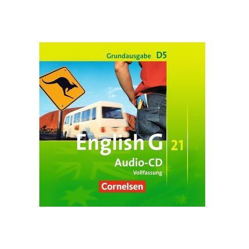 English G 21. Grundausgabe D 5. Audio-CDs Schwarz, Hellmut