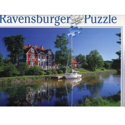 Puzzle 1000 Szwecja Kanał Gotycki
