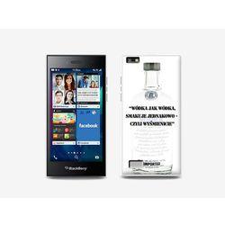 Fantastic Case - Blackberry Leap - etui na telefon - wódka