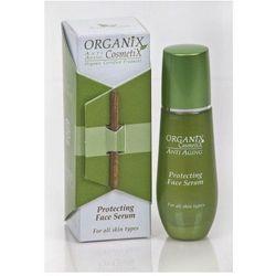 Organix Cosmetix organiczne przeciwzmarszczkowe serum ochronne do twarzy 50 ml