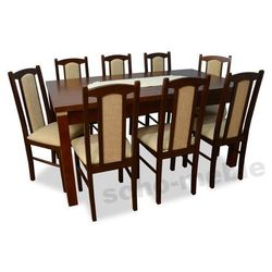 KOMPLET stół+8 krzeseł DEMO TRANSPORT GRATIS promocja!!!