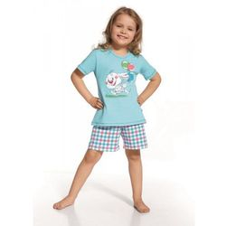 Piżama Cornette Kids Girl 787/27 Happy kr/r