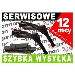 Serwisowe wycieraczki Citroen BERLINGO 2 Model 01/96 - 08/03