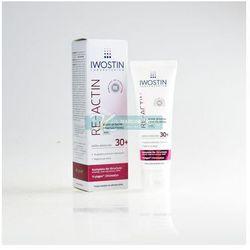 IWOSTIN RE-ACTIN krem przeciwzmarszczkowy na noc 40 ml