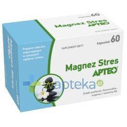 Magnez Stres APTEO 60 kapsułek