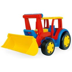 Wader Gigant Traktor - Spychacz