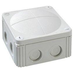 Puszka instalacyjna Wiska 10060531, IP66/IP67, (Szer. x wys. x głęb.) 110 x 110 x 66 mm