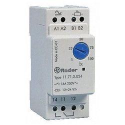 Wyłącznik zmierzchowy 1CO 16A 9,6 do 33,6V AC/DC 11.71.0.024.1001