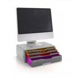 Organizer A4 pod drukarki 4 szuflady Exponent