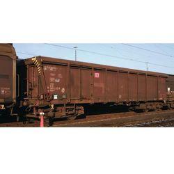 Wagon towarowy Minitrix T15992, zwijany dach, Tamns 893 z DB AG, skala N