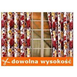 Tkanina zasłonowa Florena szerokość 160 cm