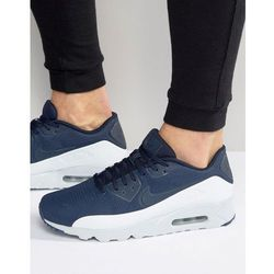 Nike Air Max 90 Ultra Moire Trainers 819477-404 - Blue