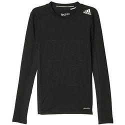 Koszulka treningowa adidas YB Techfit Longsleeve Tee Junior S93064