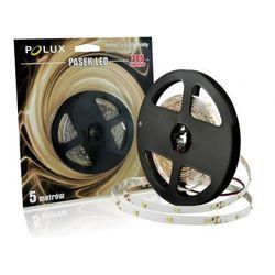 Taśma LED 8W POLUX 5 metrów ciepła/zółta barwa światła IP20