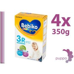 Bebiko Junior 3R Mleko dla dzieci po 1r. 4 x 350g