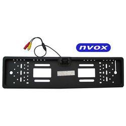 Samochodowa kamera cofania wbudowana w ramkę rejstracyjną