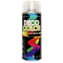 Lakier w sprayu Deco Color Bezbarwny 0,4 l Decoration