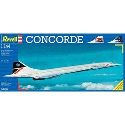 Model samolotu do sklejania Revell Concorde British Airways 1:144 .