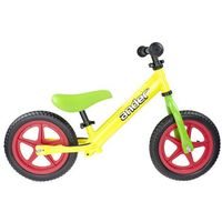 "Rowerek biegowy Ander V2.1 12"" EVA yellow-green"
