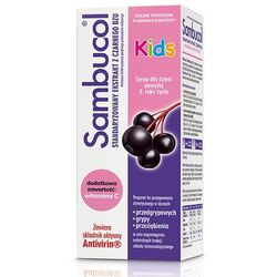 Sambucol Kids syrop x 120ml