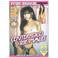 DVD-CENTERFOLD SHE-MALES