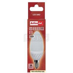 ACJ Lampa LED SMD AJE-DS2014C E14
