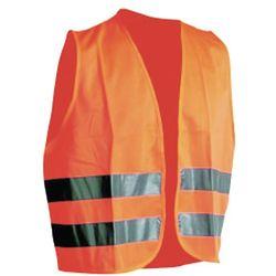 Kamizelka ostrzegawcza Aster Agrobud pomarańczowy