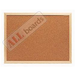 Tablica korkowa (rama drewniana) 200x120 cm