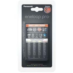 Panasonic Eneloop BQ-CC55 + 4 x R6/AA Eneloop PRO 2550mAh BK-3HCDE