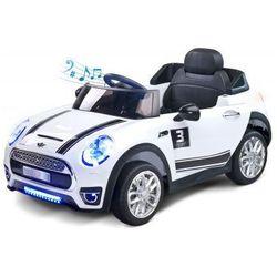 Toyz Maxi pojazd na akumulator samochód White nowośc