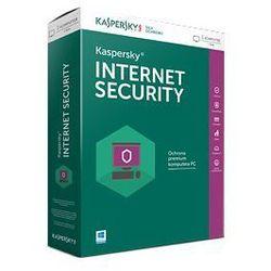 Kaspersky Internet Security 2016 multi-device 5 urządzeń na 1 rok elektroniczna