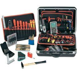 Zestaw narzędzi w walizce Mechatronik Toolcraft, zestaw - 85 narzędzi