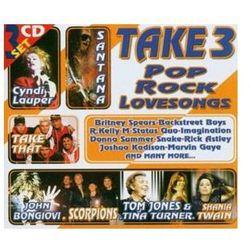 Take 3 - Pop Rock Love Ballads (Box) (w)